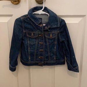 Size 3t denim jacket by Gap
